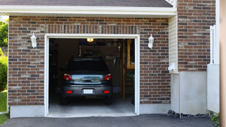 Garage Door Installation at Merriman Park North Dallas, Texas